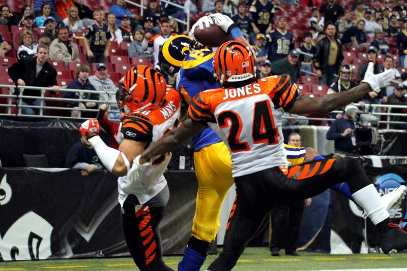 Rams vs Bengals