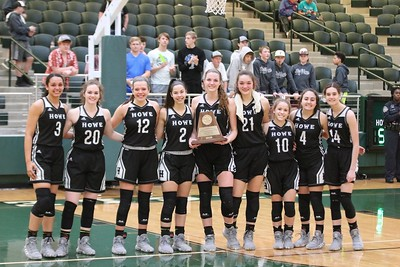 Lady Bulldogs vs. Winnsboro, Region 2 Finals, 2/29/2020