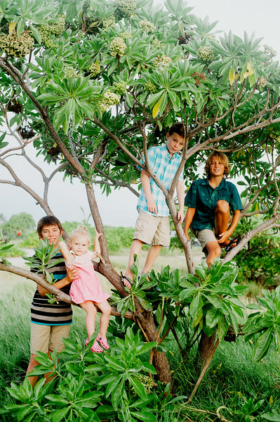 Tamra + Family