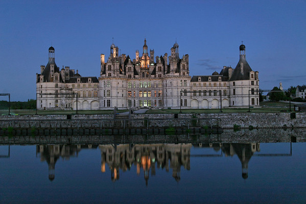 Chateau de Chambord - Illuminations 2006