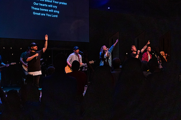 One Collective Worship Night