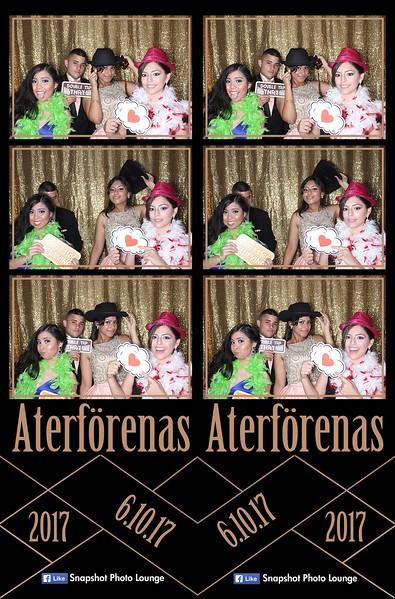 Aterforenas Senior Prom - June 10th, 2017