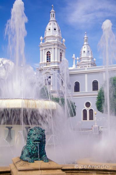 Plaza Las Delicias, Ponce, P.R.