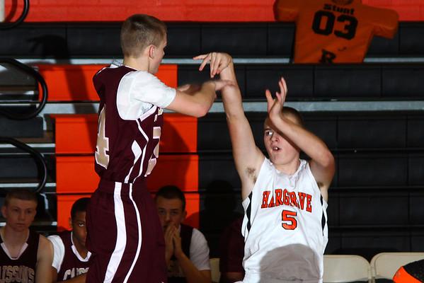 Varsity Basketball v Fishburne Military School