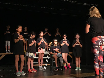 Middle School Performing Arts Camp 2019