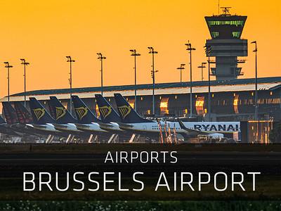 Airports – EBBR-BRU – Brussels Airport