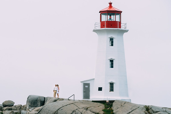 Peggy's Cove Wedding