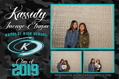 Kassidy's Grad Party