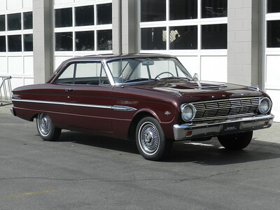1963 Ford Falcon 2 Door Hardtop - For Sale