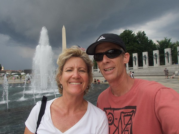 The Parkers Come To Washington!