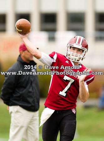 10/3/2014 - Varsity Football - St. Sebastian's vs Governor's Academy
