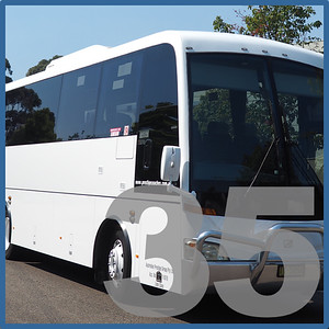 90135  Private transfer by bus 35 seater