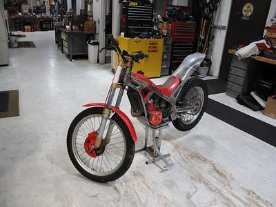 1995 GasGas JT25