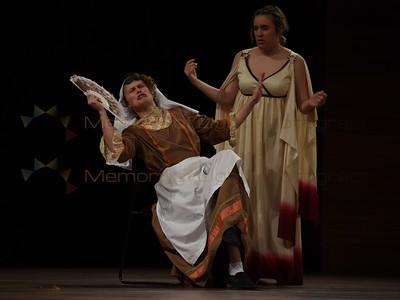 Rangiora New Life School: Romeo and Juliet - Act II sc v