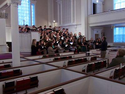 UConn- Hofstra-E. O. Smith Concert