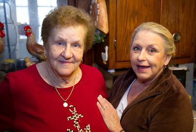 Granny Bartley's Thanksgiving 2009