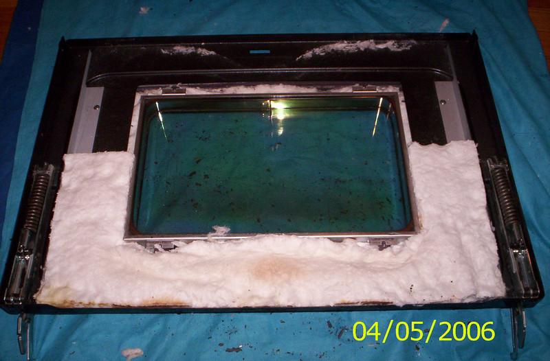 Dacor Oven Door Gasket Replacement