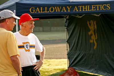 Elliott's Run and Track Dedication - Galloway School