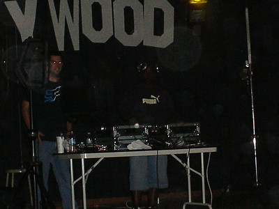 2008 Sequoia Grad Party