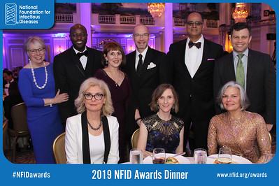 2019 NFID Awards Dinner: Roaming Photos