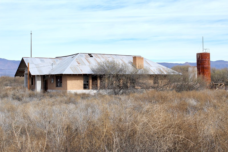 Historic Westland School site (2019)