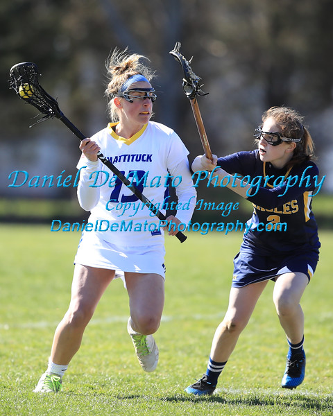 Mattituck vs West Babylon 4-18-18
