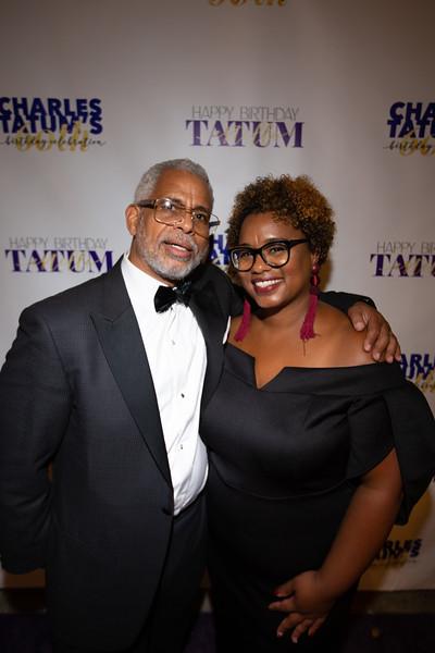 Charles Tatum 60th