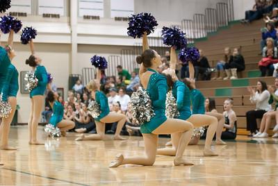 basketball + dance team