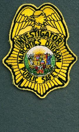 Hawaii Narcotics Enforcement Division