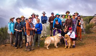 Hike - Robert's Ranch - Feb 22, 2017