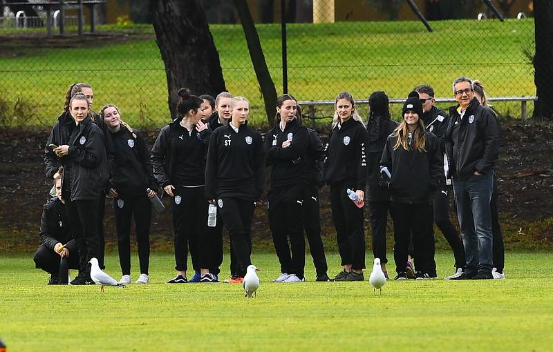 WNPL - Fulham Utd v West Adelaide