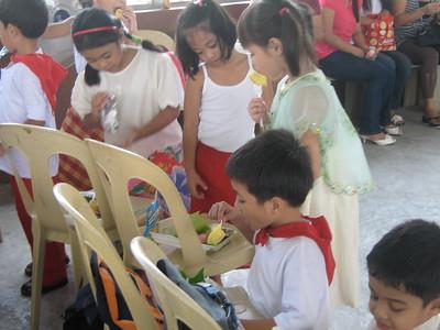 Bwan ng Wika and Induction of Student Council 2009-2010