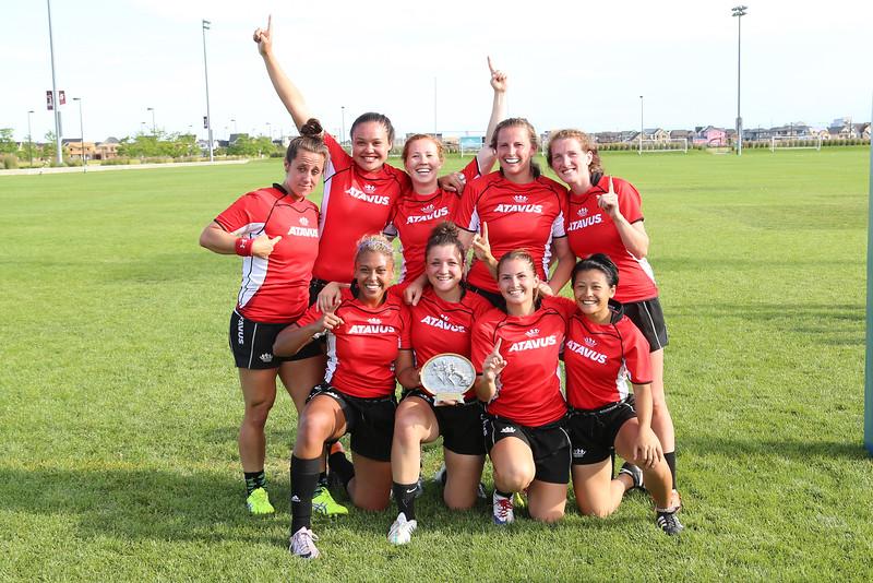 ATAVUS Red 2015 Denver Seven's Rugby Tournament