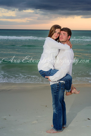 Aaron & Ashley     Eden Gardens/Inlet Beach