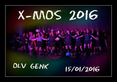 X-mos @ OLV Genk 15/01/2016