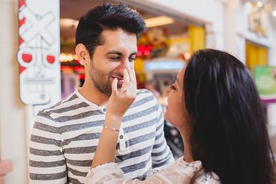 Faryal + Zeeshan - Engagement Session