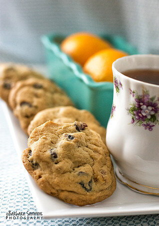 Breakfast Cookies - Dried fruits, seeds and nuts