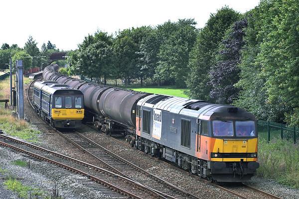 15th August 2005: Central Lancashire