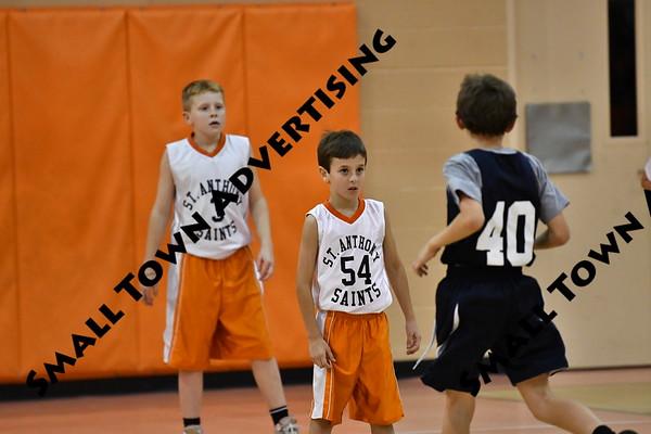 St. Anthony Basketball