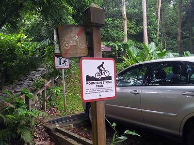 Bukit Timah Ride Feb 17 2013