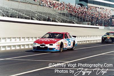 Doug Heveron, Nascar Driver