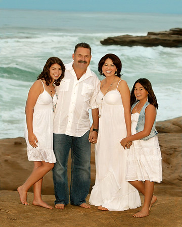 Rosa Family