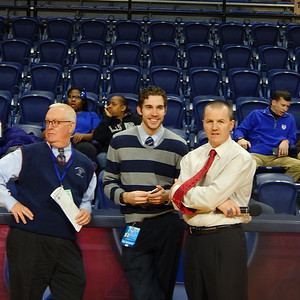 Family Night at the Palestra - February 6, 2015