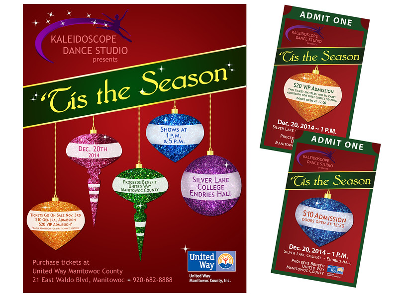 Holiday Ad & Tickets