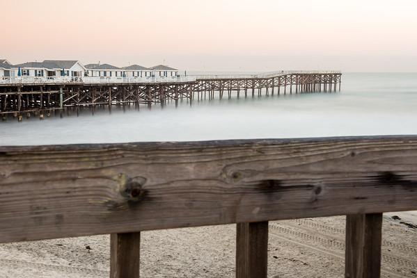 Walking On Water | Crystal Pier | San Diego, CA