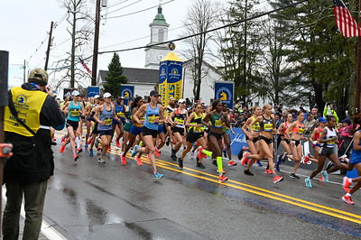 2019 Boston Marathon - 04.15.2019