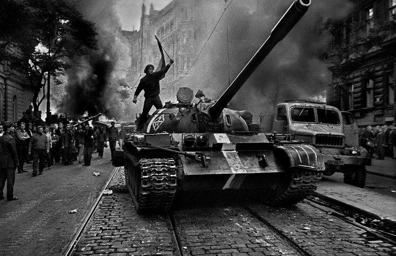 Photographer - Josef Koudelka (1938 - )
