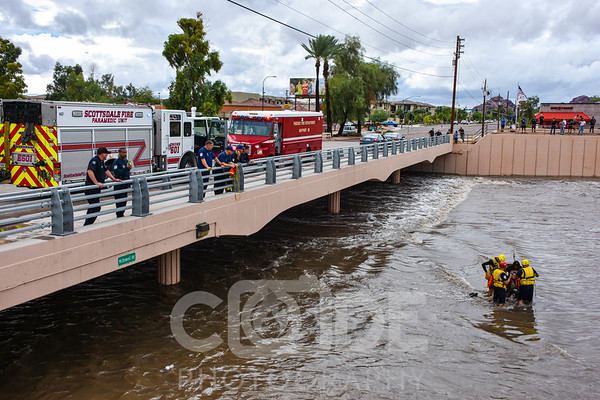 Water Rescue (10/2/2018)