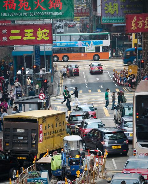 Hong Kong, Taipei and Seoul