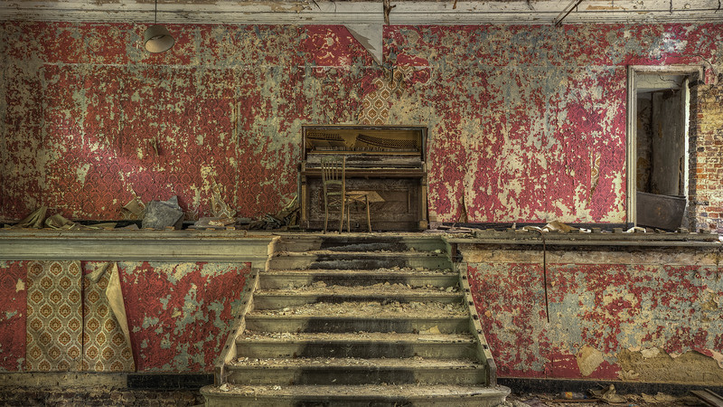 Urbex - Grand Hotel Regnier (BE)